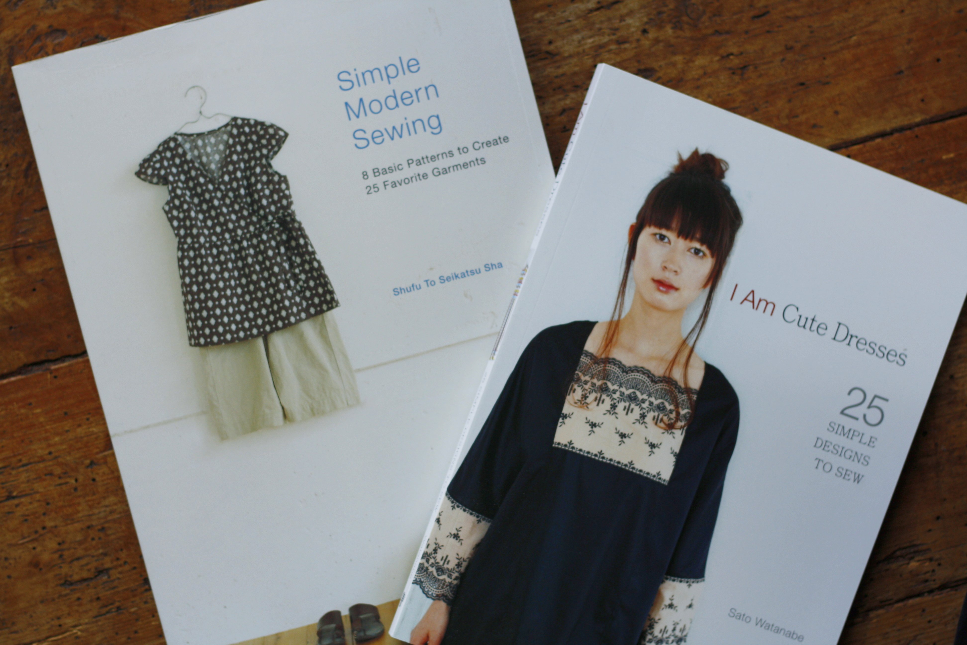 Japanese Sewing Books | Jillian In Italy