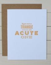 acuteone